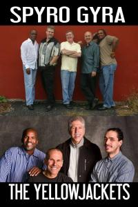 Spyro Gyra and The Yellowjackets