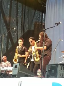 Vincent Ingala, Marion Meadows, and Paul Taylor