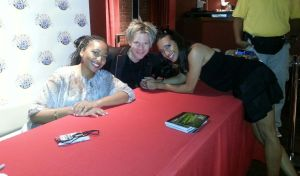 Selina Albright and Brian Culbertson