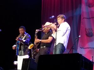 Norman Brown, Kirk Whalum, and Rick Braun aka BWB