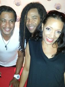 Marion Meadows and Paul Taylor