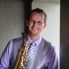 Saxophonist Greg Chambers