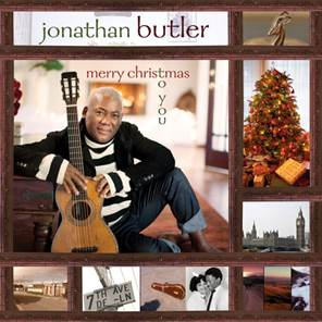Jonathan Butler's Merry Christmas To You