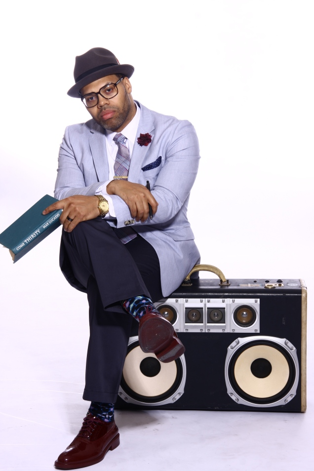 "Eric Roberson ""The Box"""