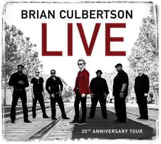 """Brian Culbertson """"Live"""""""